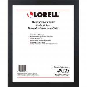 Lorell 49223 Poster Frame