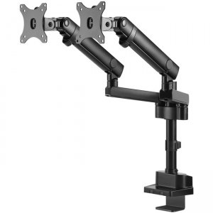 V7 DMPRO2DTA-3N Dual Monitor Mount Professional Touch Adjust