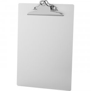 Business Source 86259 Aluminum Clipboard