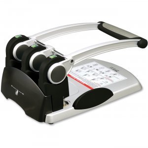 Business Source 06525 Manual 3-Hole Punch