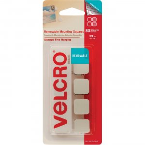 VELCRO Brand 30171 Removable Mounting Tape