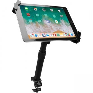 CTA Digital PAD-HATGU Height-Adjustable Tube-Grip Security Mount for 7-14 Inch Tablets