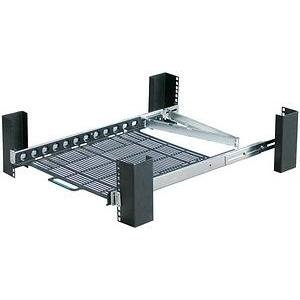 Innovation 1USHL-112 Sliding Rack Mount Shelf
